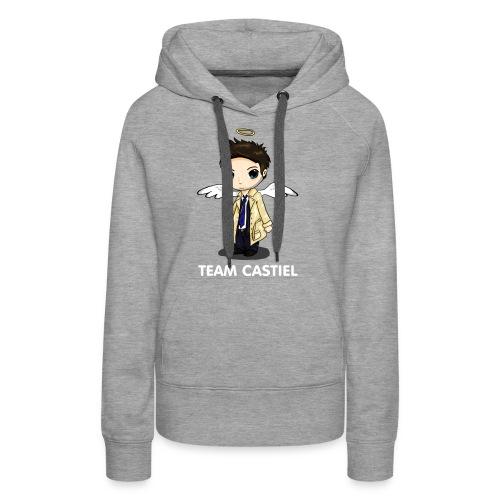 Team Castiel (dark) - Women's Premium Hoodie