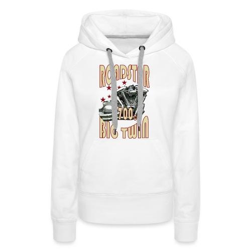Roadstar 1700 - Vrouwen Premium hoodie