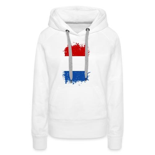 Niederlande - Frauen Premium Hoodie