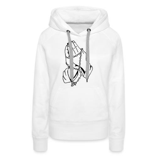 Godstylee Logo Only - Vrouwen Premium hoodie