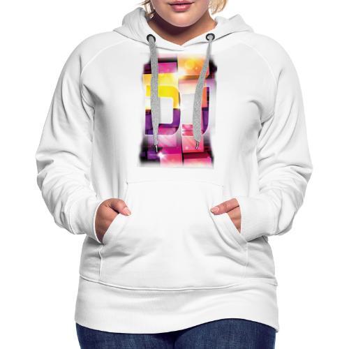 DJ by Florian VIRIOT - Sweat-shirt à capuche Premium pour femmes