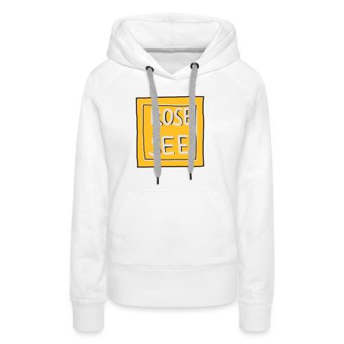 Logo voor druk op textiel - Vrouwen Premium hoodie
