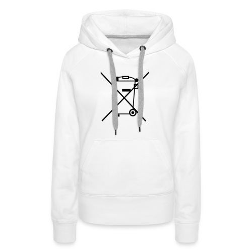 Separate Collection - Vrouwen Premium hoodie