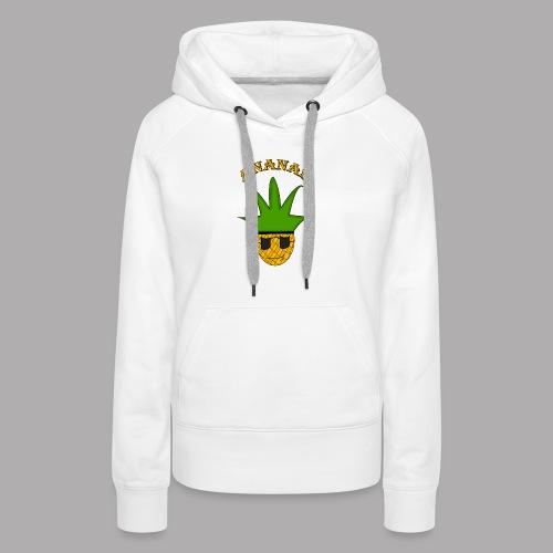 Swit bébé - Sweat-shirt à capuche Premium pour femmes