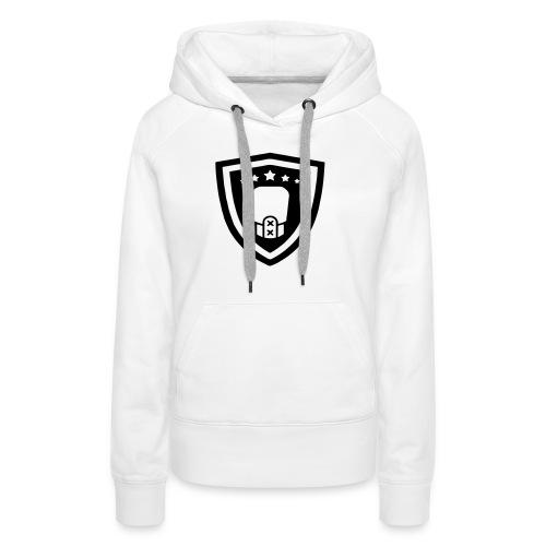 mitch gym schild - Vrouwen Premium hoodie