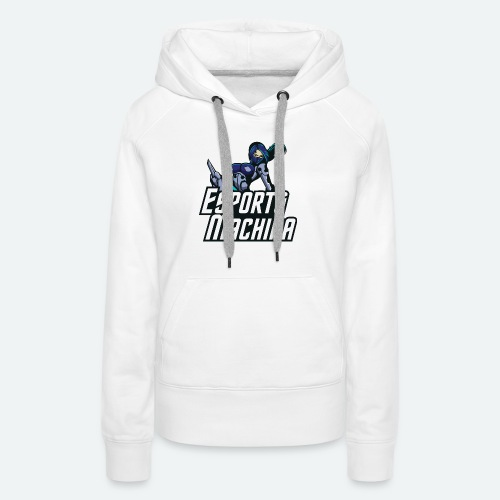 Esports Machina T-Shirt - Women's Premium Hoodie