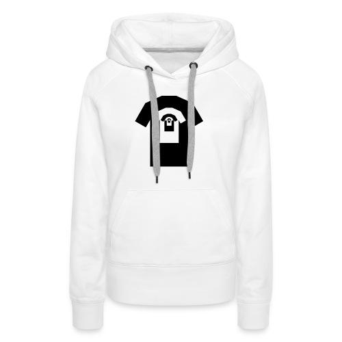 T-Shirt-Ception - Women's Premium Hoodie