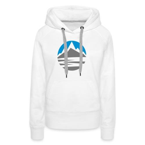 Mountain - Women's Premium Hoodie