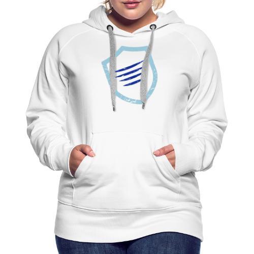 logo creactivprotect - Frauen Premium Hoodie