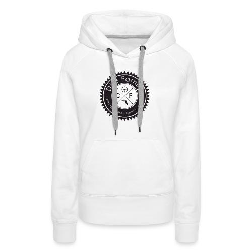 DUB Family General - Vrouwen Premium hoodie