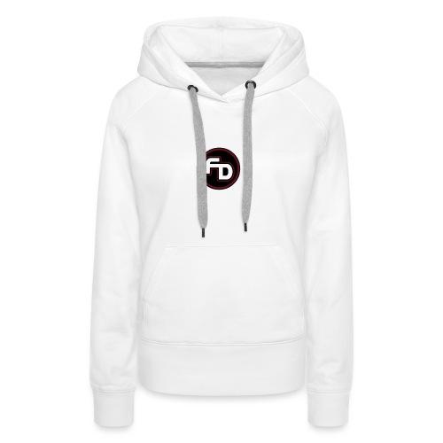 FreeDerping T-Shirt Vrouw - Women's Premium Hoodie