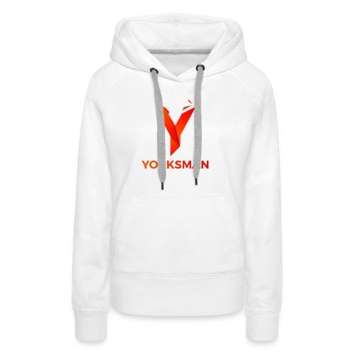 THeOnlyYorksman's Teenage Premium T-Shirt - Women's Premium Hoodie