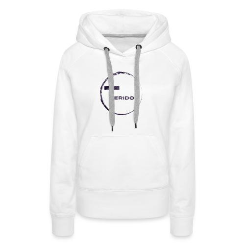 TERIDON Base Ball Shirt - Vrouwen Premium hoodie