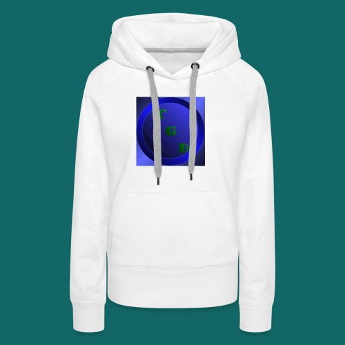 TheGamingDjes Mok - Vrouwen Premium hoodie