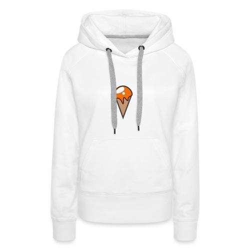 Eis-Design T-Shirts - Frauen Premium Hoodie