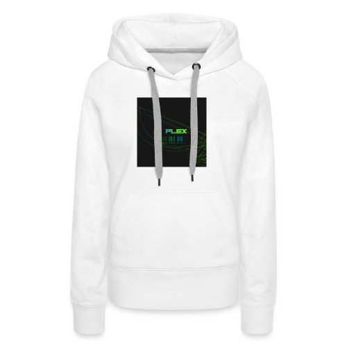 J-Plex - Women's Premium Hoodie