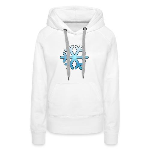 Schneeflocke - Frauen Premium Hoodie