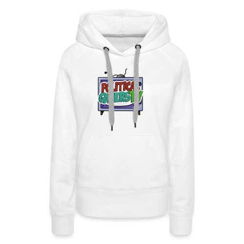 Politcial Gamers TV Shop - Women's Premium Hoodie