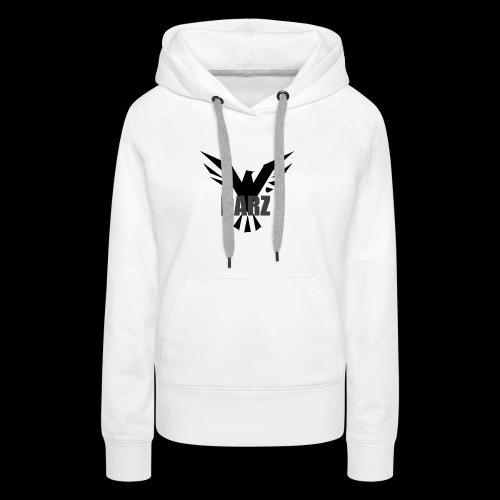 Witte shirt png - Vrouwen Premium hoodie