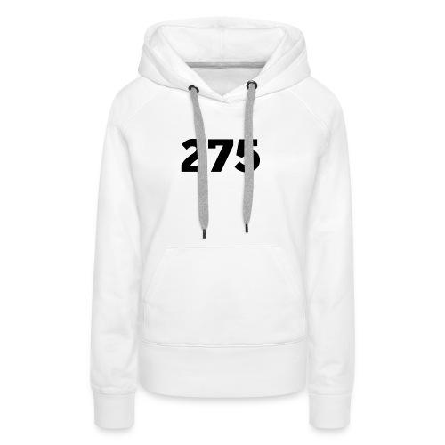 275 - Women's Premium Hoodie