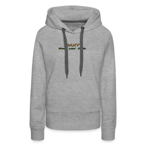 Herren Sixpack Shirt von DAXY - Frauen Premium Hoodie