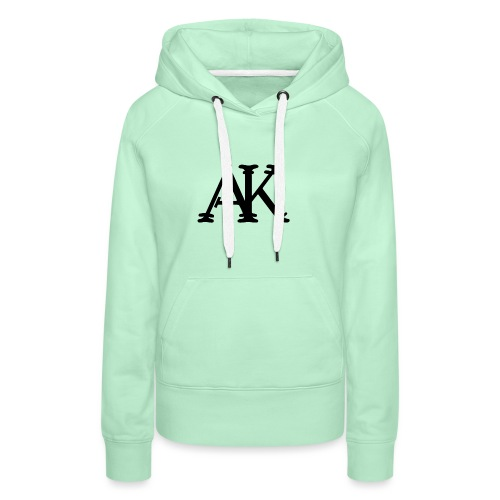 Brand logo - Vrouwen Premium hoodie
