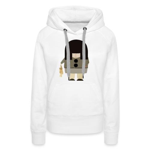 Mia Miam - Sweat-shirt à capuche Premium pour femmes