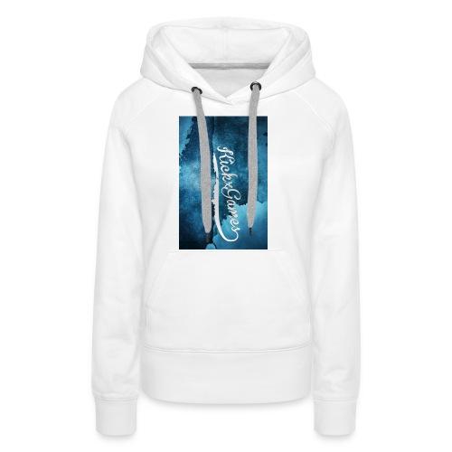SamsungS4Cover4 jpg - Vrouwen Premium hoodie