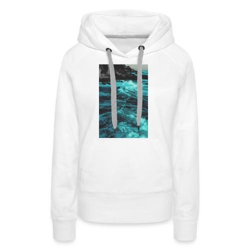 paradise-jpg - Vrouwen Premium hoodie