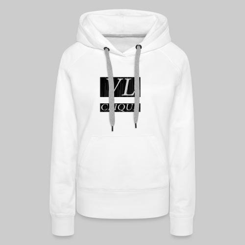 VL CLIQUE - Slim fit T-shirt - Premiumluvtröja dam