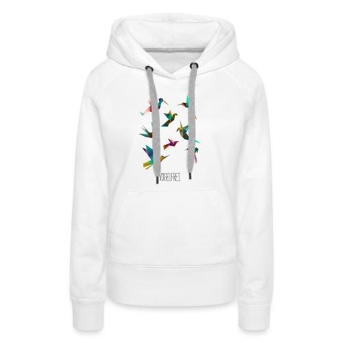 Vogelfrei - Frauen Premium Hoodie