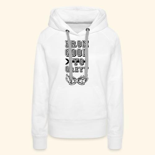 goodG - Women's Premium Hoodie