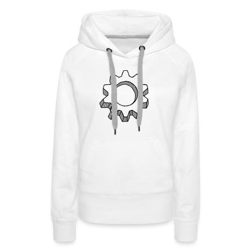 Act-O-Tron! Gear - Frauen Premium Hoodie
