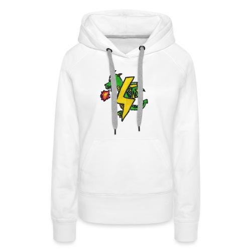 draak - Vrouwen Premium hoodie