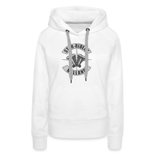 SRH logo - Vrouwen Premium hoodie
