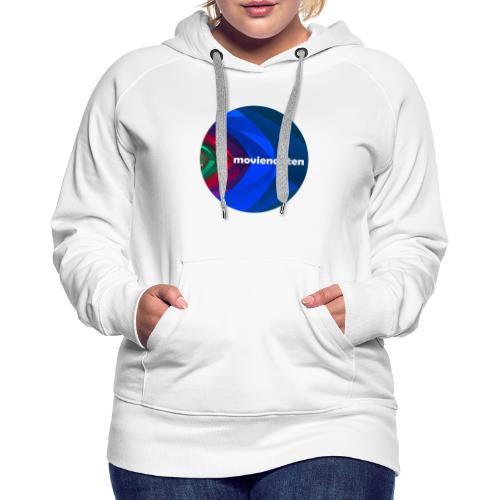 movienauten - Logo - Frauen Premium Hoodie