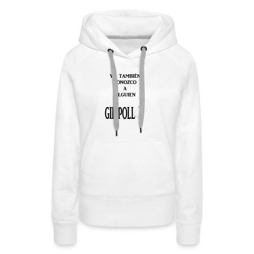 GILI - Sudadera con capucha premium para mujer