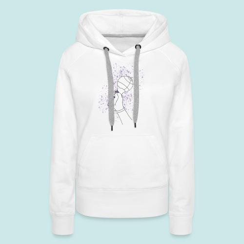 ARMY bomb - Sweat-shirt à capuche Premium pour femmes