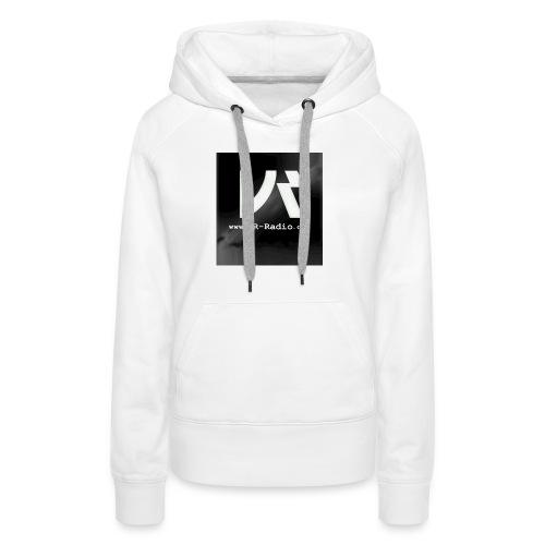 logo spreadshirt - Frauen Premium Hoodie