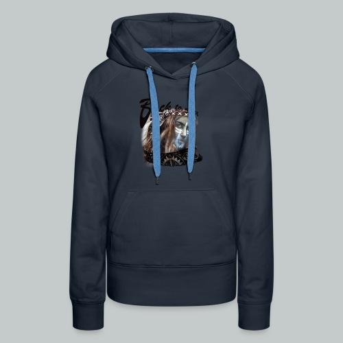 progress2 - Vrouwen Premium hoodie