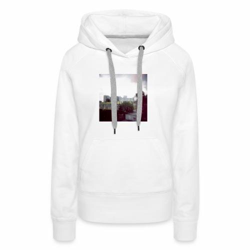 Original Artist design * Blocks - Women's Premium Hoodie