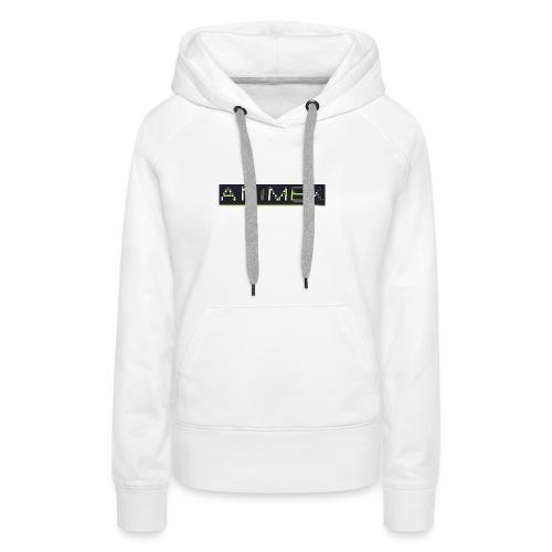 AnimeX - Frauen Premium Hoodie