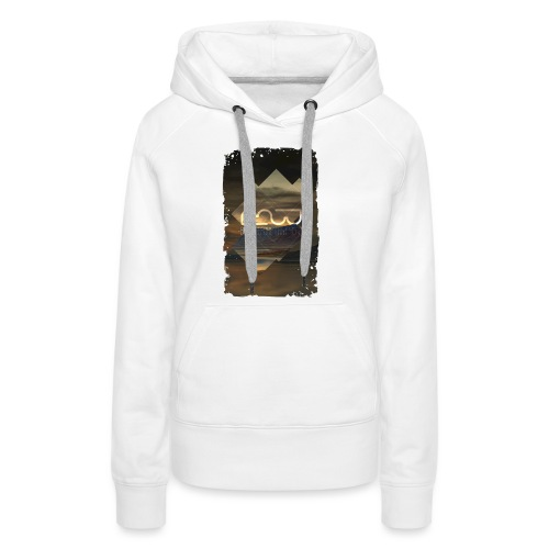 Men's shirt Album Art - Women's Premium Hoodie