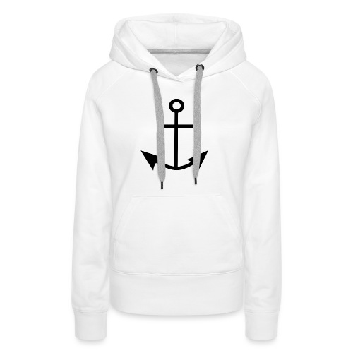 ANCHOR CLOTHES - Women's Premium Hoodie