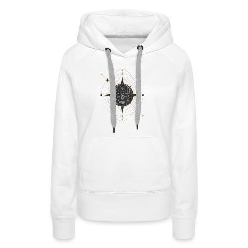 ASTRODEAD - Sweat-shirt à capuche Premium pour femmes