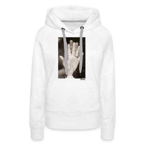 Famille (F) - Sweat-shirt à capuche Premium pour femmes