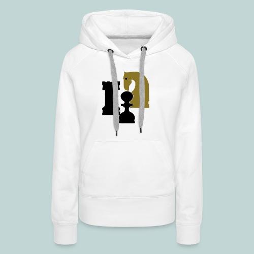 Figurenguppe1 - Frauen Premium Hoodie