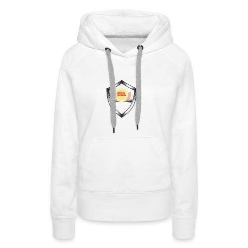 Belgien T-Shirt Design(1) - Frauen Premium Hoodie