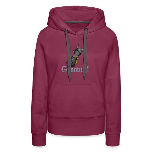 Dungeon Groovy ! - Sweat-shirt à capuche Premium pour femmes