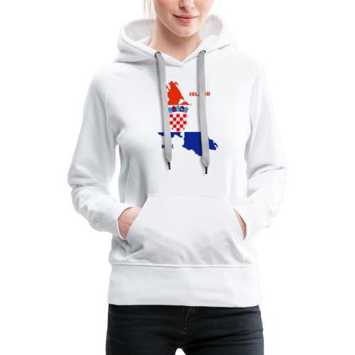 Krk Kroatien Adria Urlaub - Frauen Premium Hoodie